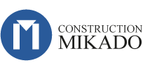 Mikado construction logo